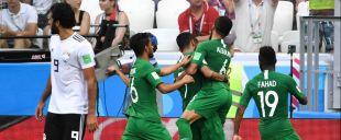 Contre une tenace Arabie, l'Egypte finit Fanny