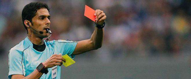 La FIFA écarte un arbitre de la Coupe du monde pour corruption