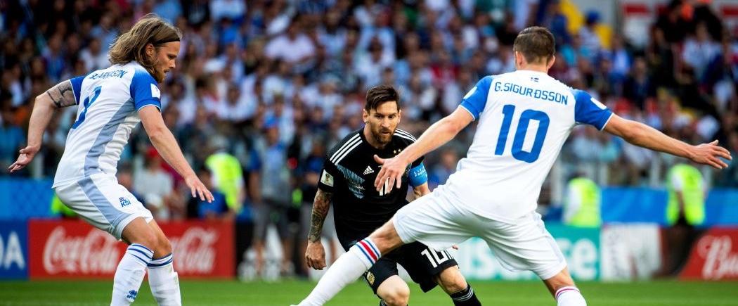 Le résumé honnête d'Argentine-Islande