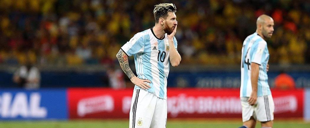 CONMEBOL : le Brésil déroule, l'Argentine au bord du gouffre