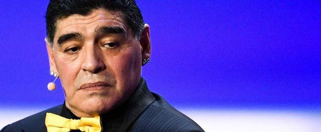 Maradona prêt à reprendre la sélection argentine