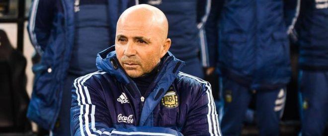 Sampaoli sur le point d'être licencié de la sélection argentine