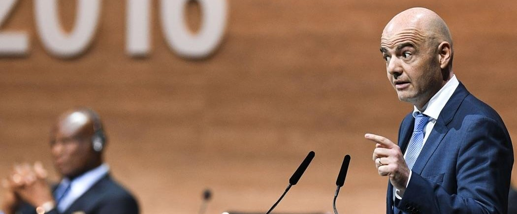 Infantino : « La meilleure Coupe du monde de tous les temps »