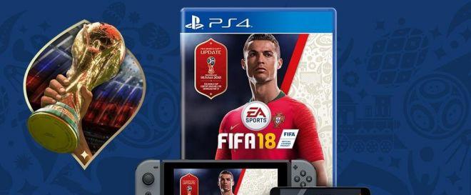 FIFA 18 : le mode Coupe du monde est désormais disponible