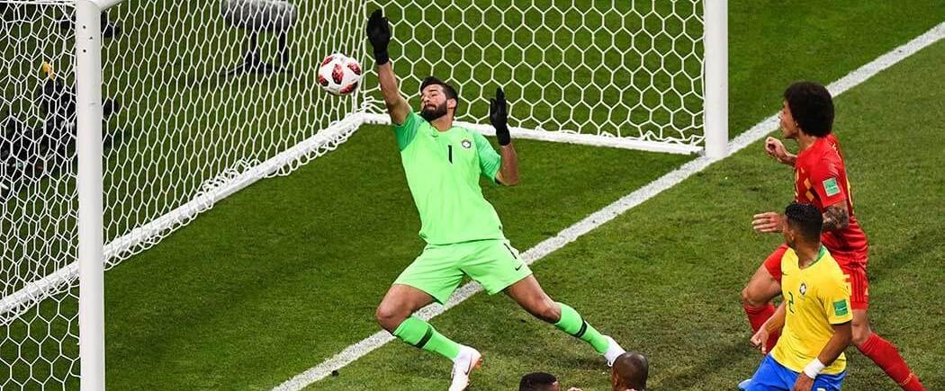 La Belgique foudroie le Brésil