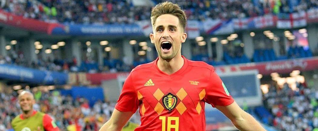 Plein triomphe pour la Belgique, l'Angleterre 2ème