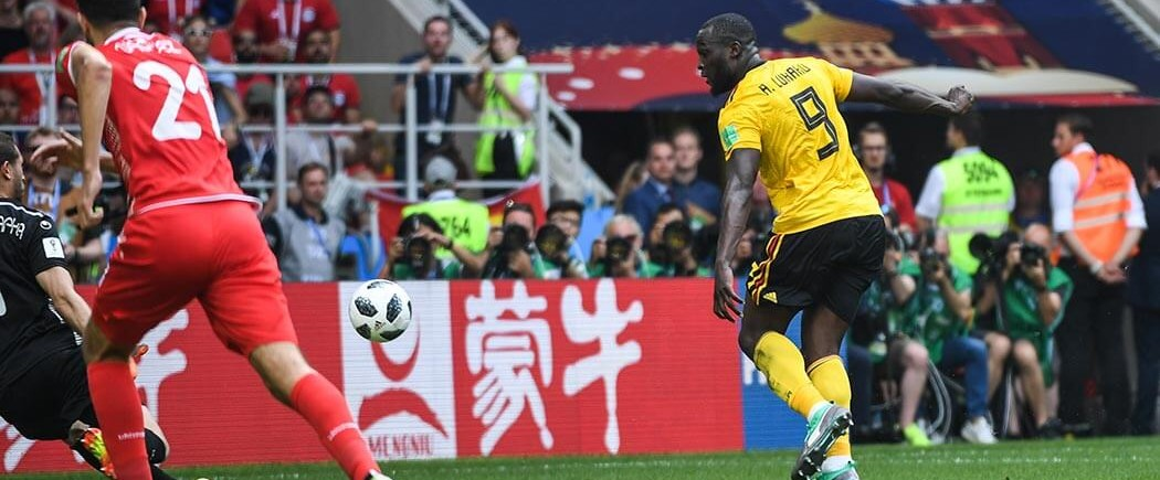 Lukaku absent contre l'Angleterre !
