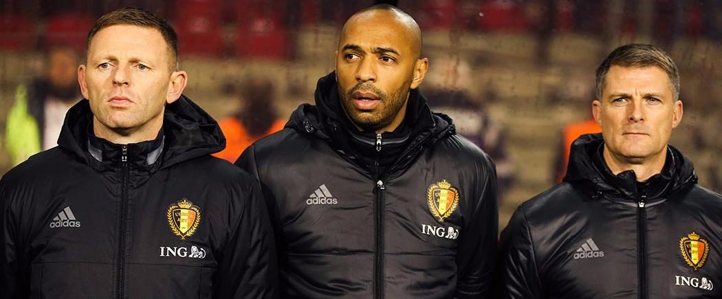 Kevin De Bruyne évoque le cas Thierry Henry
