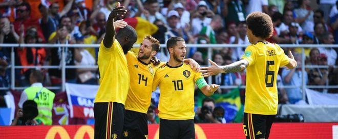 La Belgique tout en folie !