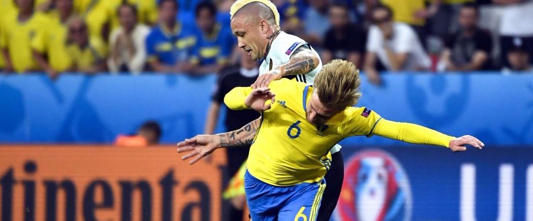 La Suède s'est battue mais la Belgique était trop forte