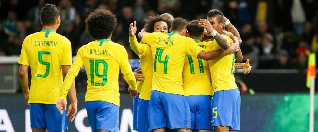 Tour des Nations: Brésil