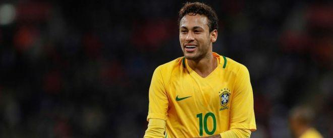 Neymar, titulaire pour le dernier match de préparation ?