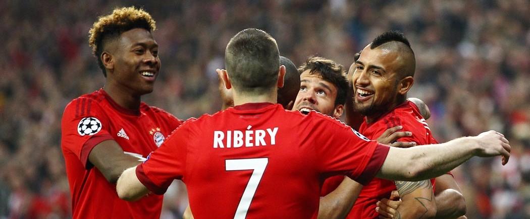 Le Bayern a souffert mais assure l'essentiel