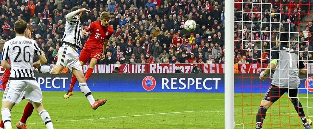 Le Bayern vient à bout de la Juventus après un match fou