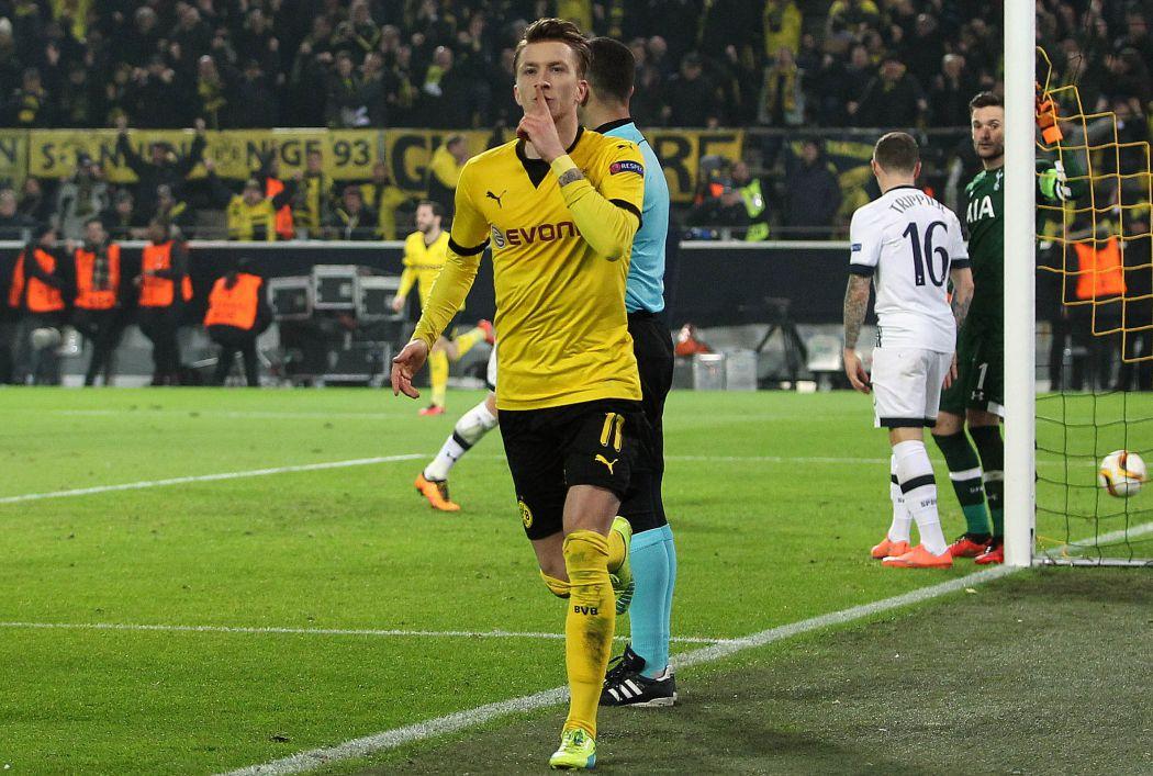 Dortmund met un pied en quarts de finale