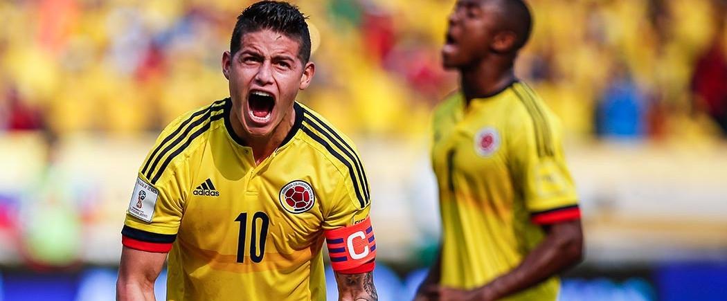 La Colombie sort la Pologne et s'offre le droit d'y croire