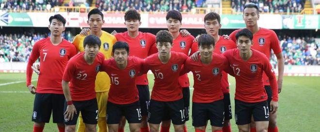 Avant-dernier match peu convaincant pour les Coréens
