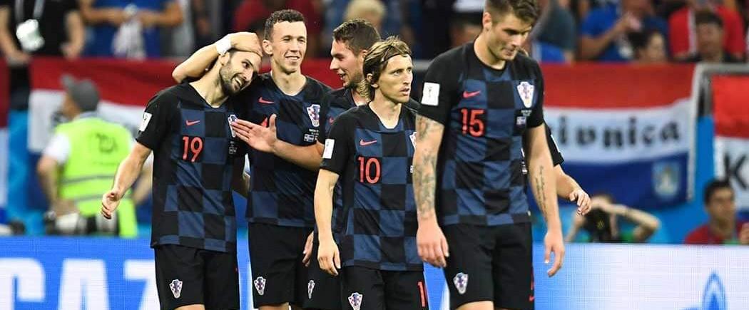 La Croatie assure face à l'Islande et finit en tête du groupe D