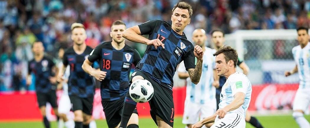 La Croatie enterre l'Argentine