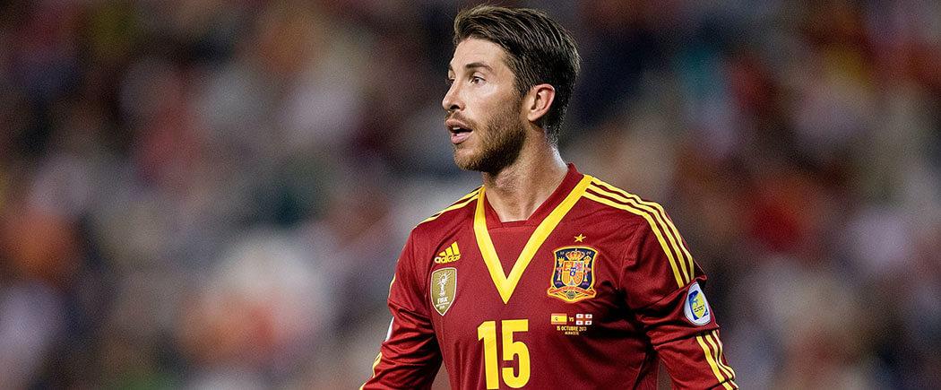 Le capitaine Sergio Ramos confiant malgré la crise