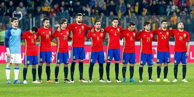 La sélection espagnole amputée en défense ?