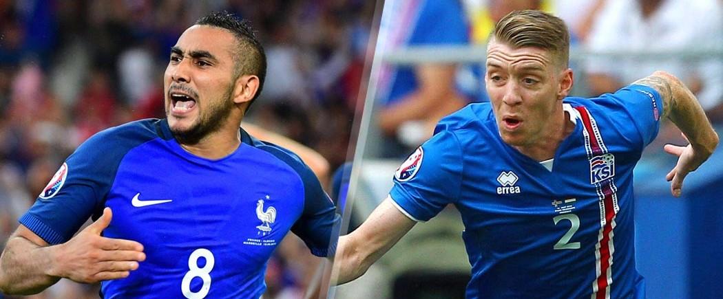 FRANCE-ISLANDE : Un match bleu