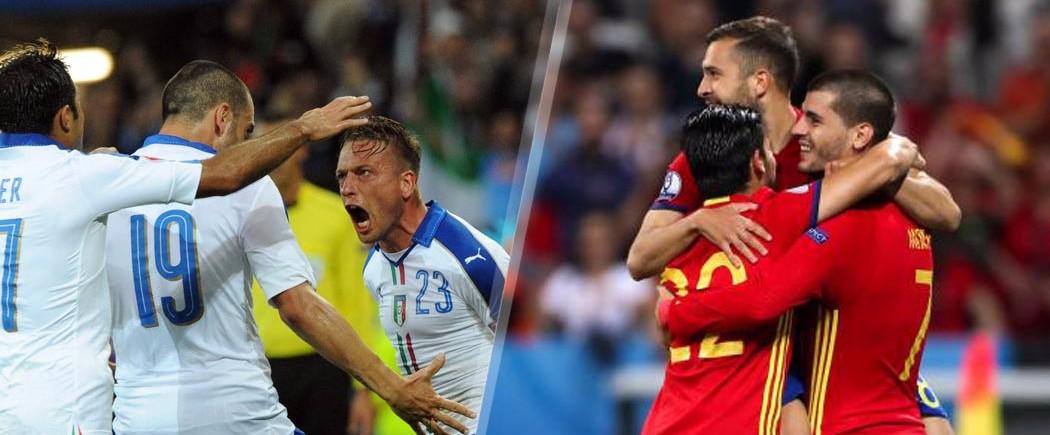 ITALIE-ESPAGNE : Finale après l'heure !