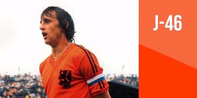 J-46: Fijne verjaardag Johan Cruyff !