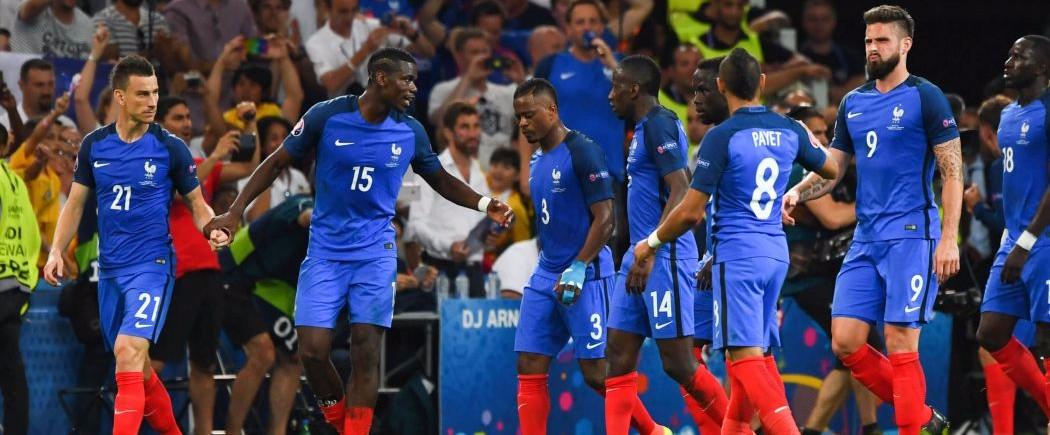 La France éteint l'Allemagne et s'invite en finale