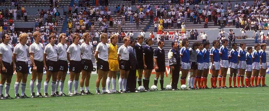 L ternel rival allemand coupe du monde 2018 - Coupe du monde france allemagne 1982 ...