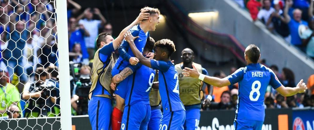 La France qualifiée pour les quarts, à la loyale !