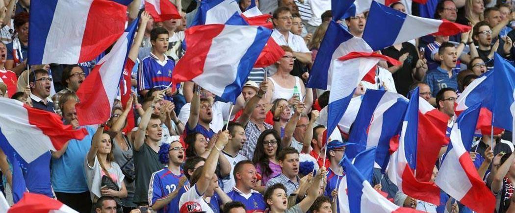 La France mène à la pause face au Pérou