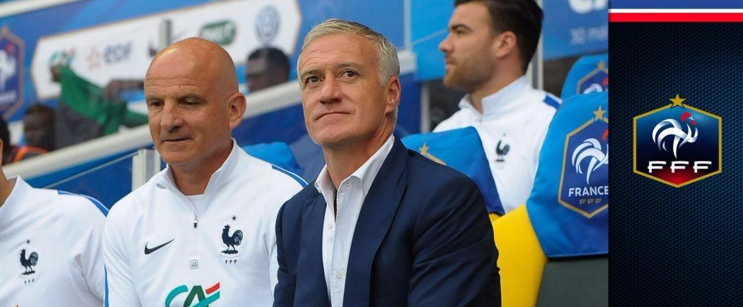 Le portrait du jour : Didier Deschamps