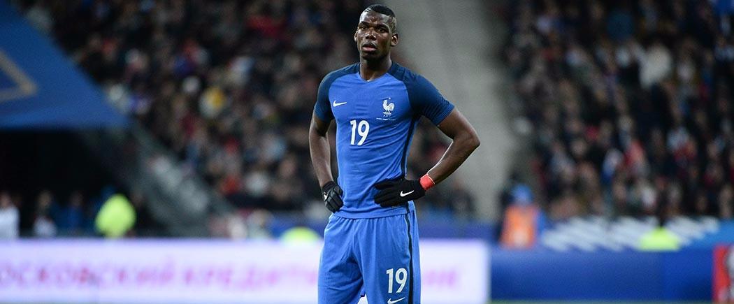 Paul Pogba : « Rendre fiers les français »