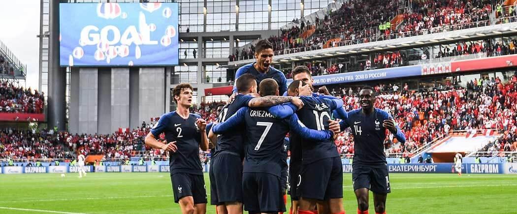 Voilà comment la France battra l'Uruguay