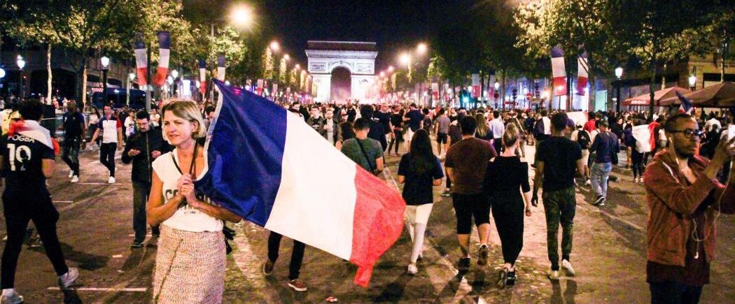 Voilà pourquoi vous êtes si heureux lorsque l'équipe de France gagne au Mondial