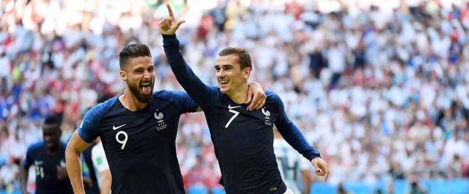 La France c'est le Barça !