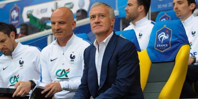 Didier Deschamps valide sa liste des 23
