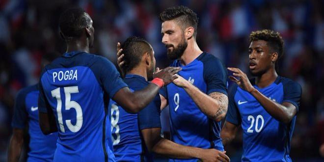 FRANCE-ISLANDE : Empochez 250€ et plus sur ce 1/4 de finale