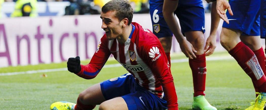 Griezmann envoie l'Atlético en finale