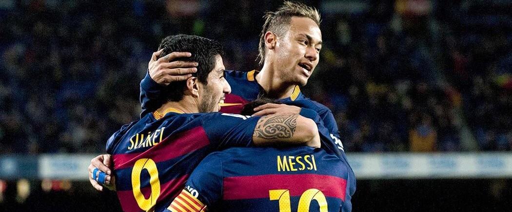 Champion, le Barça double la mise