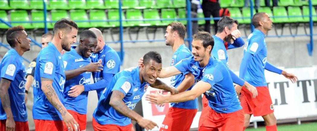 Enfin une victoire pour Caen