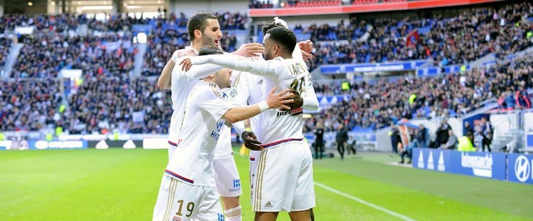 Lyon met Monaco sous pression