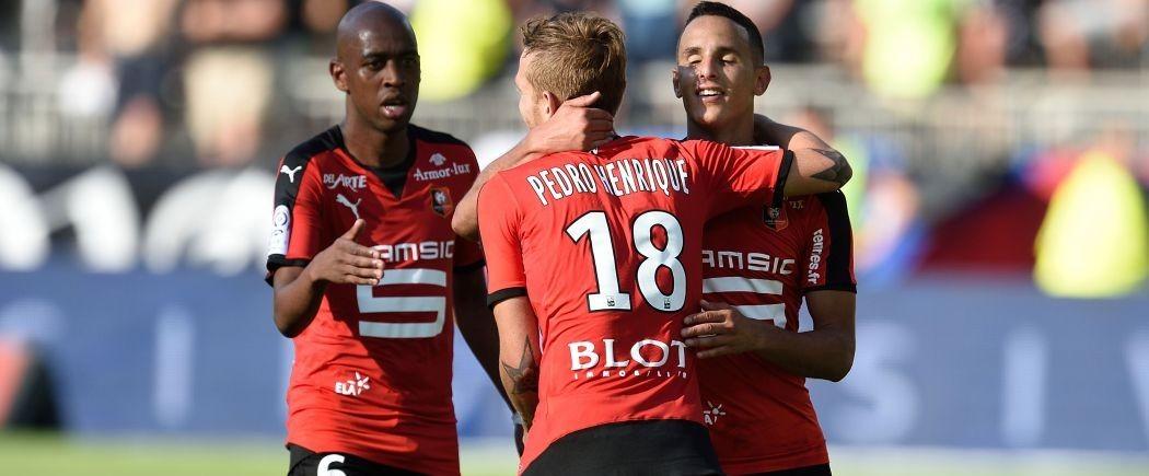 Rennes veut abattre ses cartes et Monaco a la pression