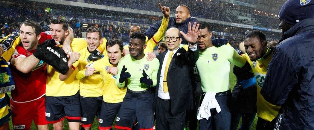Sochaux héroïque face à Nantes, Lorient écrase le Gazélec