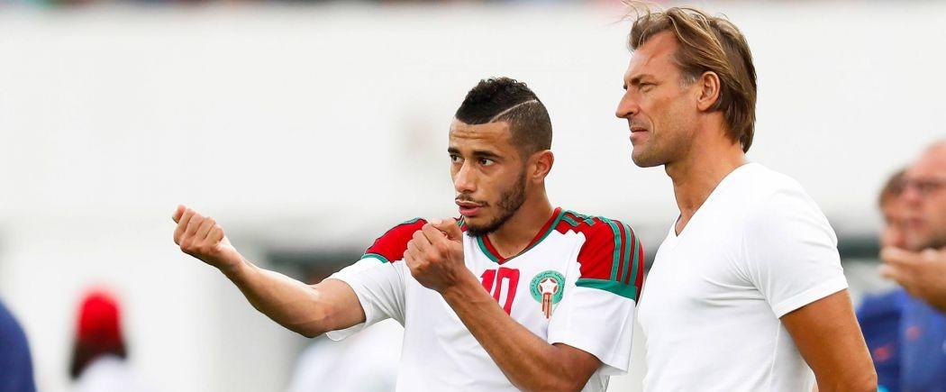 Le Maroc, premier éliminé