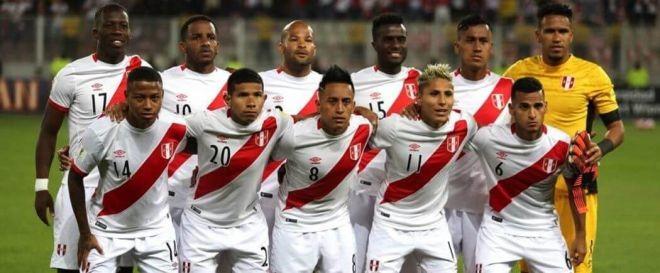 Le Pérou domine l'Écosse