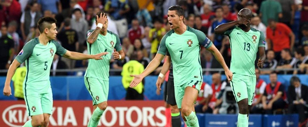 Le Portugal s'élève vers la finale