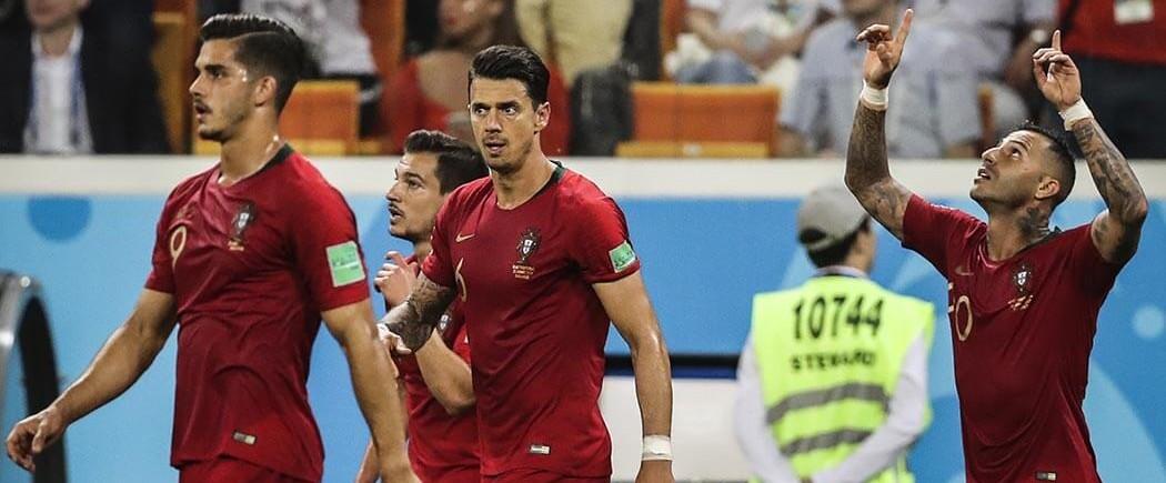 Le Portugal a tremblé face à l'Iran mais verra les huitièmes