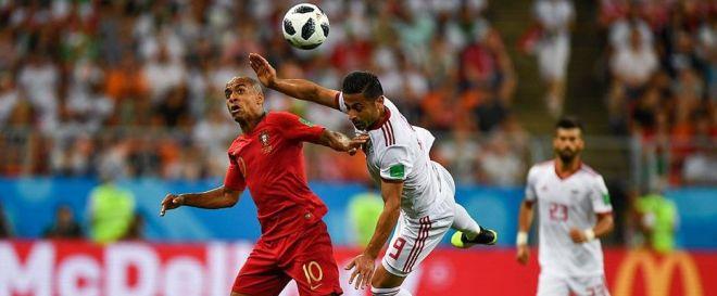 Les notes d'Iran-Portugal